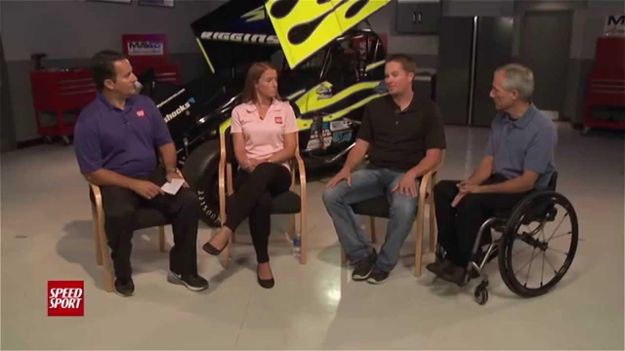 Sprint Car Panel Discussion Part 1 - SPEED SPORT Magazine - MAVTV - Racing - Tony Stewart