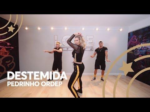 Pedrinho Ordep - Destemida  Lore Improta - Coreografia