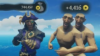 Sea of Thieves - Hiring the Mercenary Pirates!