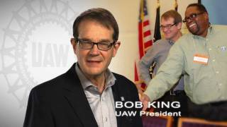 UAW Commercial (2011) - Jobs For America Commercial