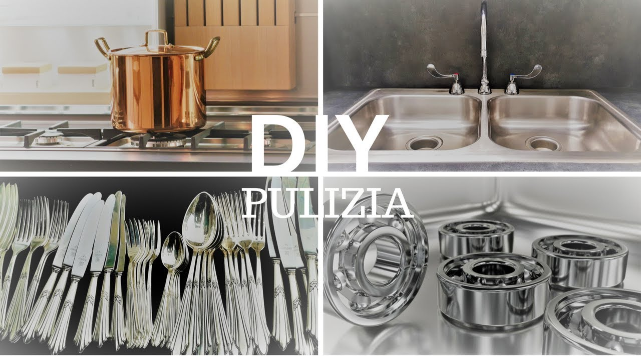 Posate Argento Come Pulirle how to clean the surfaces | metals | steel, cast iron, chrome, copper,  brass, silver
