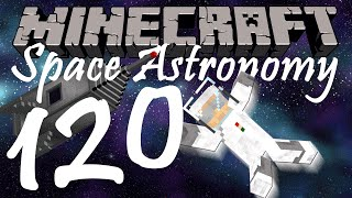 Minecraft | Space Astronomy - Episode 120: Trip to the Space Station