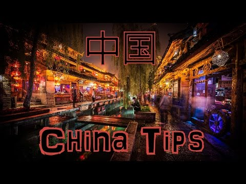 China Tips - Finding a job in China