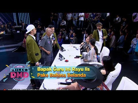 GOKIL!! Bapak Guru Ini Rayu Iis Pake Bahasa Belanda - New Kilau DMD (26/11)