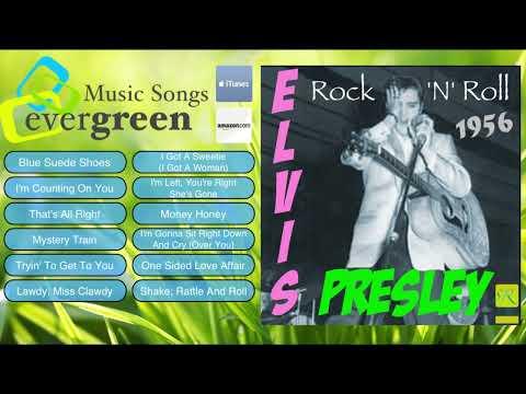 Elvis Presley Rock'n Roll Full Album (1956 the first album of Elvis)