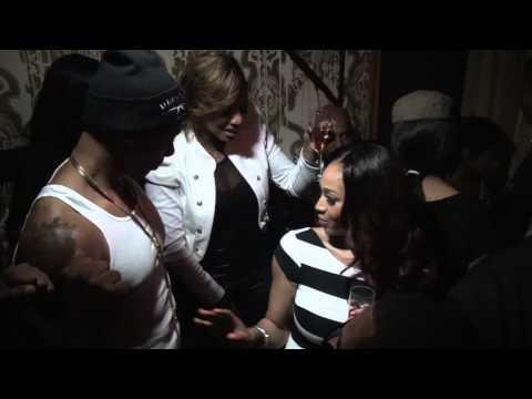 MIMI FAUST & NIKKO LIVE @AURUM LOUNGE (VH1 - LOVE & HIP HOP ATL) 2014
