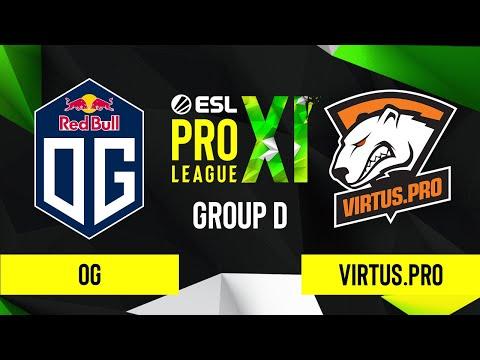 Virtus.pro vs OG vod