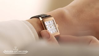 Reverso, a beauty in motion - Reverso Small | Jaeger-LeCoultre