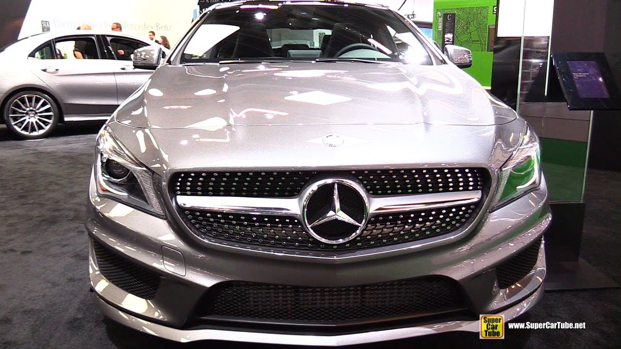 2015 mercedes benz cla class cla 250 4matic exterior interior walkaround 2015 montreal auto. Black Bedroom Furniture Sets. Home Design Ideas