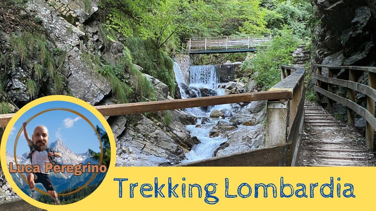 Trekking in Valsassina, la valle dei mulini e la grotta del Darden, Lombardia