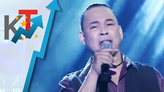 Rogelio Colanggo sings There's No Easy Way