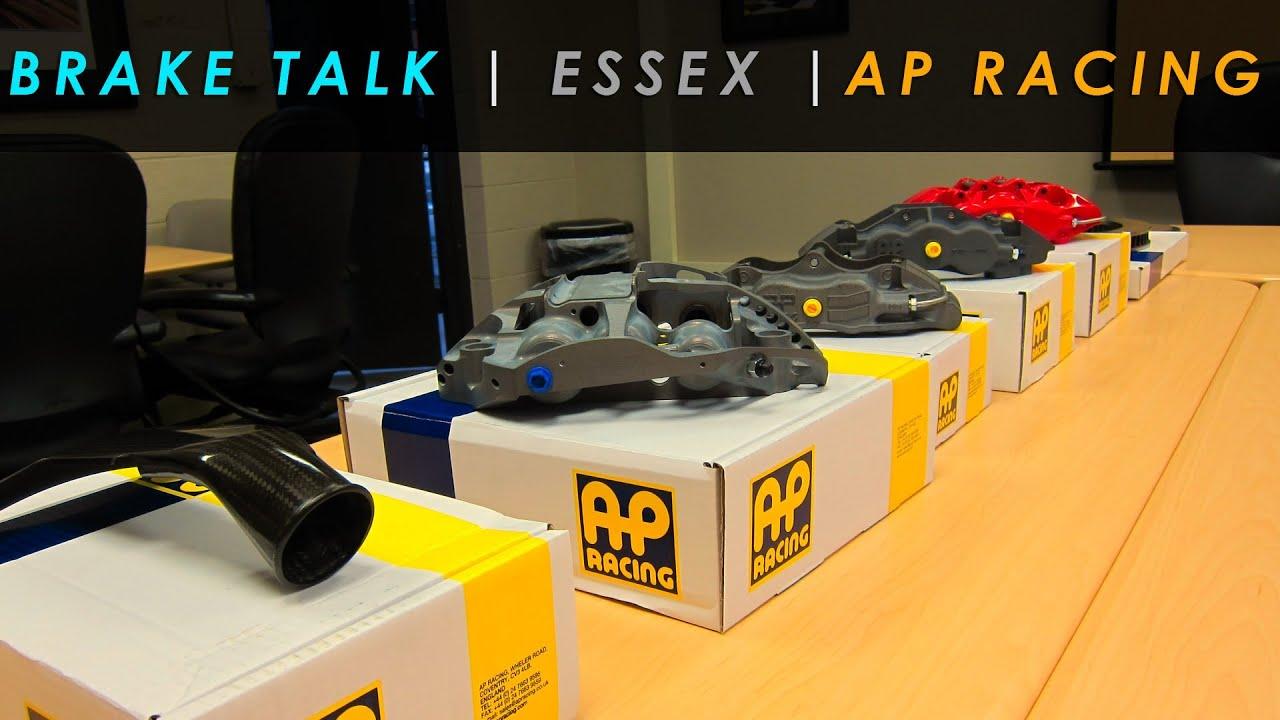 Brake Tech and Interviews | AP Racing Essex | SE0203