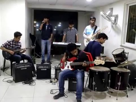 Bikhra Hoon Main/Aadat (- Jal) cover by Rooh