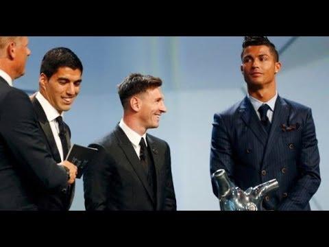 Christiano Ronaldo [Rockabye] ( Wins UEFA  Player of the year).
