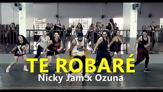 Te RobarÉ - Nicky Jam X Ozuna  Zumba®️  Coreografia  Cia Art Dance