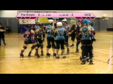 Tri-Wizard Roller Derby Tournament