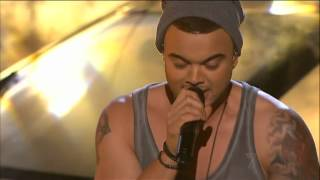 Guy Sebastian ft. Lupe Fiasco - Battle Scars (Live) X Factor Australia 18/09/2012