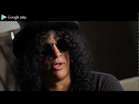 Google Play: Slash & Myles Kennedy Interview