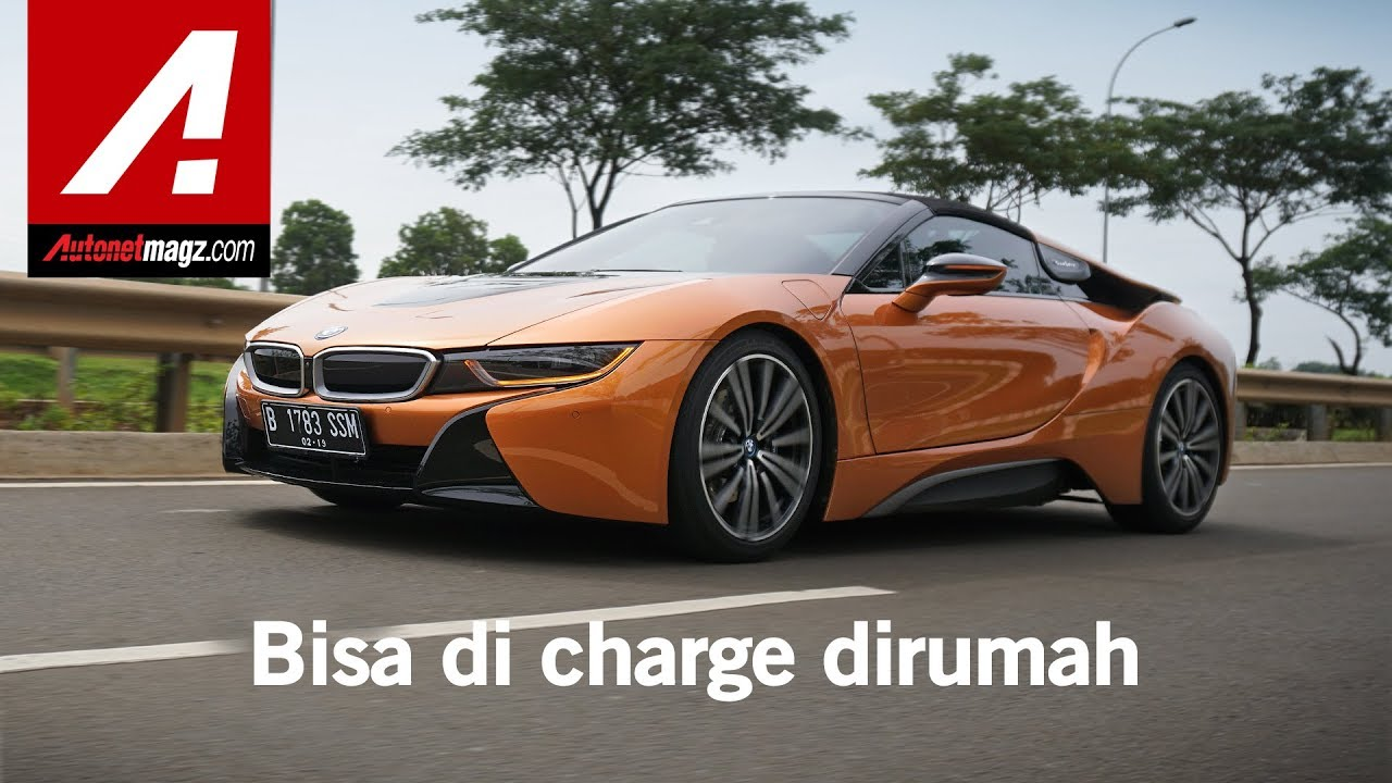 Bmw I8 Roadster Review Test Drive By Autonetmagz Youtube