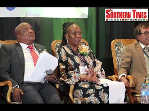 TST Dialogues with SA Deputy Minister of Energy
