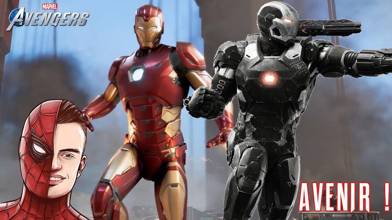 Download Marvel's Avengers Datamine   Quel avenir pour la suite ?