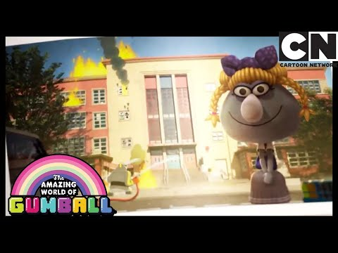 She's So Evil | The Wicked | Gumball | Cartoon Network