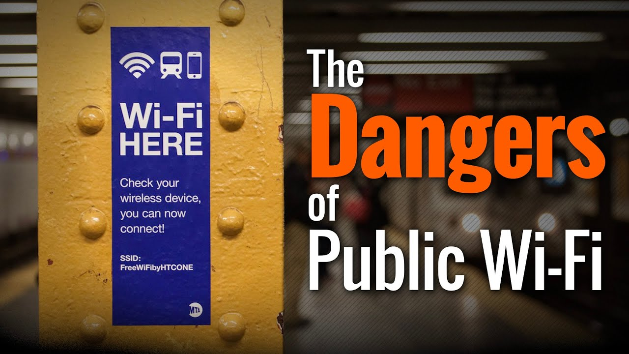 The Dangers of Public Wi-Fi, With Kevin Mitnick