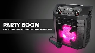 Party Boom | ION Audio