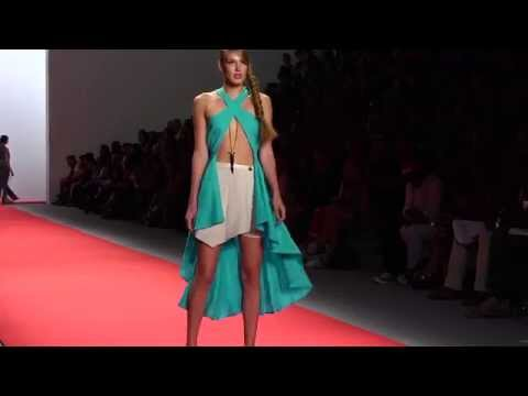 The Art Institute of New York City Shows at the Spring/Summer 2014 Mercedes-Benz Fashion Week