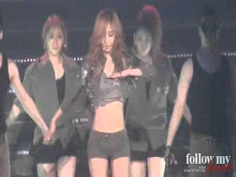 Jul 24, 2011 SNSD Yuri  If  @ Girls Generation Tour in Seoul