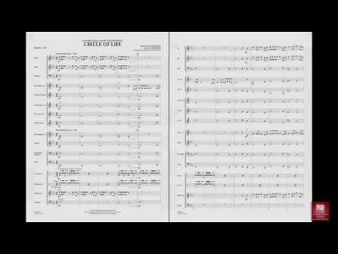 Circle of Life (from The Lion King) arr. Michael Sweeney