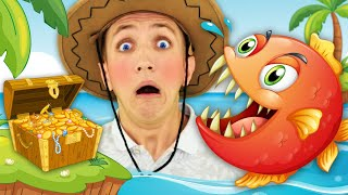 The Teeki Taaki Song | Sing & Dance Songs for Babies |  Adventures Nursery Rhymes With Tiki
