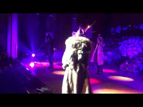 Todrick Hall - Lyin' To Myself - Straight Outta Oz Live! @ Raleigh, NC