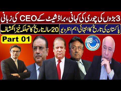 Kaveh Moussavi's most important interview with Irfan Hashmi    Nawaz Sharif, Parvez Musharraf & NAB