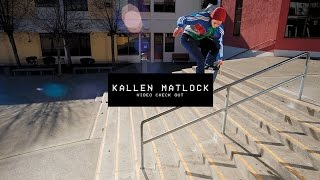 Video Check Out: Kallen Matlock
