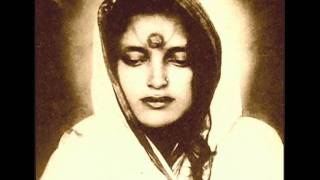 Jaya Ma ... Anandamayi Ma