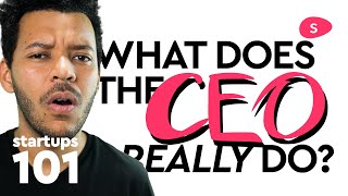 Startup CEO Roles and Responsibilities: an entrepreneur lifestyle