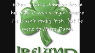 Watch Da Vincis Notebook Another Irish Drinking Song video