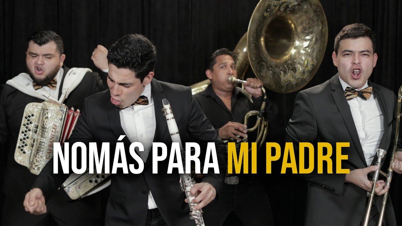"""Parodia de La Arrolladora """"Nomás para Mi Padre"""""""