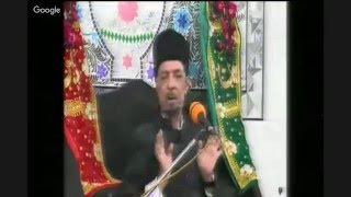 Majalis Shahdat-e-Jinab-e- Syeda(S.A)(2016) )(2)by Allama Dr Zameer Akhtar Naqvi