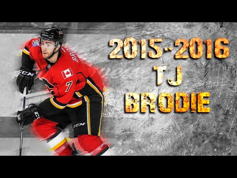TJ Brodie - 2015/2016 Highlights