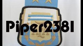 Adidas Argentina Football Jersey
