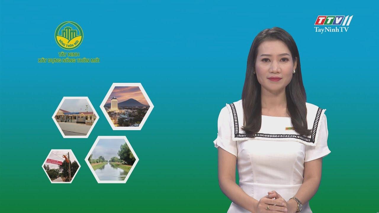 Thị xã Hòa Thành-Nâng cao tỷ lệ người dân sử dụng nước sạch | TayNinhTV