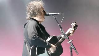 The Cure - The Exploding Boy Live in Chula Vista, The Chelsea Theater - North American Tour 2016