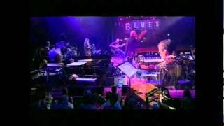 Bernie Williams - JUST BECAUSE (Live) feat David Benoit