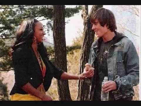 Did Zac Efron Dating Monique Coleman