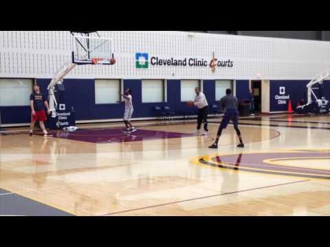 Jordan McRae practice 2