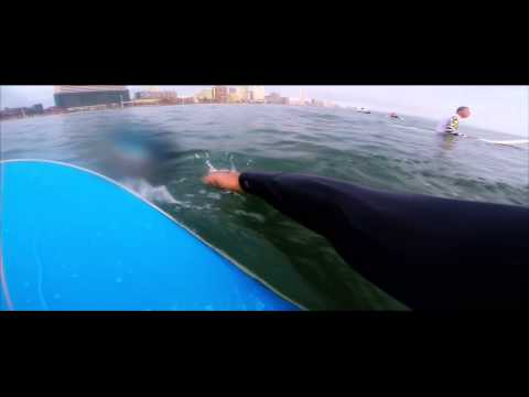 Day in the life of a Durban Surfer