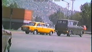 Ankara 1988 Yili Türkiye Yollari Sila Izin Yolu
