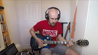 """The 1975 """"People"""" (guitar cover)"""